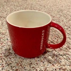 2012 Starbucks 16 Ounce New Bone China